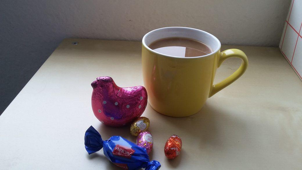 Vom Fasten, gesunder Ernährung und warum Schokolade eben doch dazu gehört