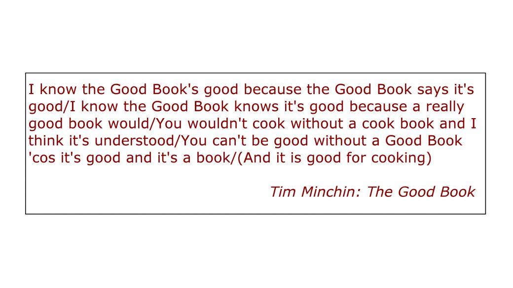 Geteilt #2 [Tim Minchin: Von Comedy über Matilda bis Groundhog Day]