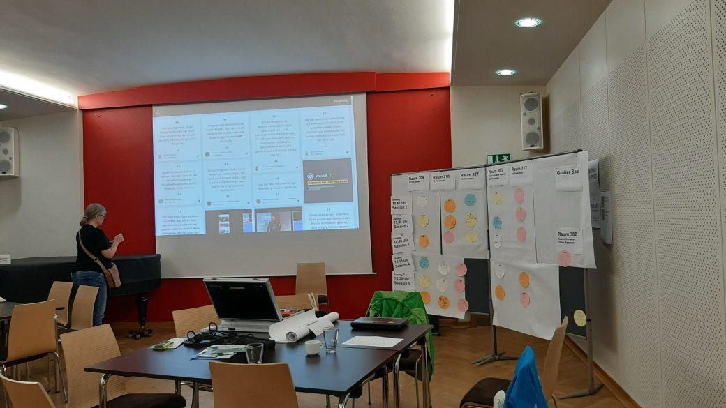 Mein erstes Barcamp: Kirche online